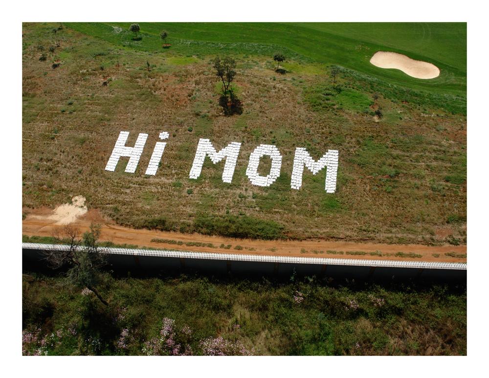 "Hi MOM 2010-2014  Polypropylene Sandbags, Sand  6"" H 100' W  20' D"