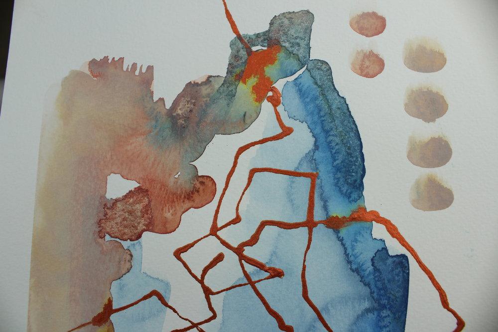 We Meet Again, watercolor, ink, 9%22 x 12%22, $20 (2).JPG