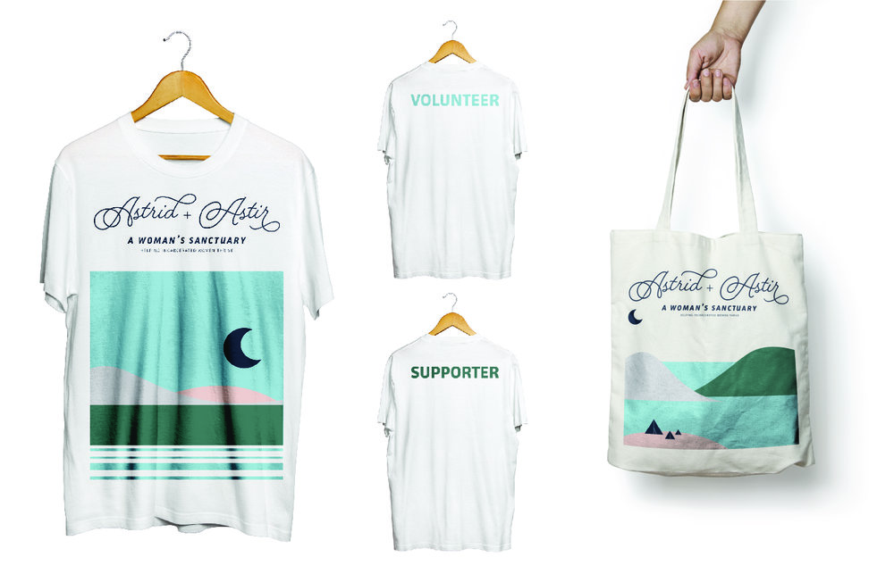 "Volunteers and donors will receive complimentary t-shirt accordingly. Participants will receive t-shirts without any designation on the backside to minimize discrimination. Anyone can purchase ""supporter"" t-shirts, offering another opportunity to raise money. All merchandise bought is viewed as a donation."