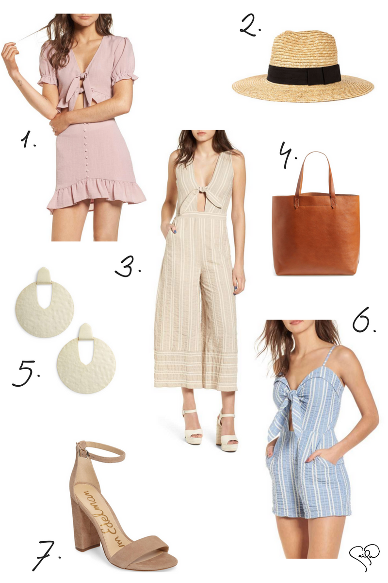 d7095f441a5 Wander-ful Summer Jumpsuits   Rompers — With Love