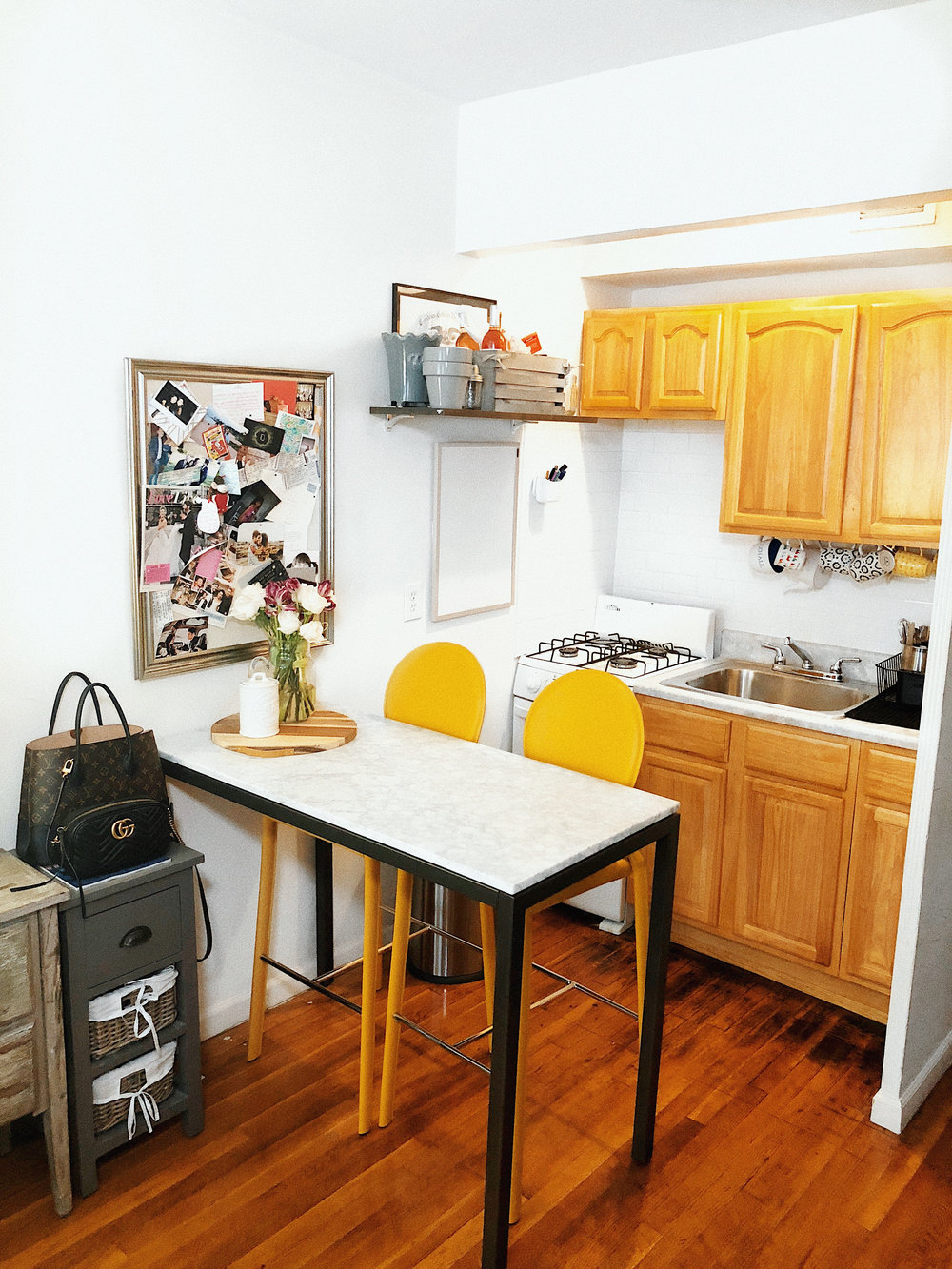 My First Apartment In Nyc The Young Broke Uptown Girl With