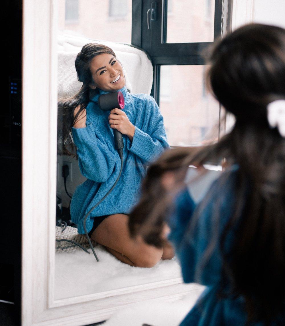 Caila+Quinn+The+Bachelor+Dyson+Hair+Blow+Dryer