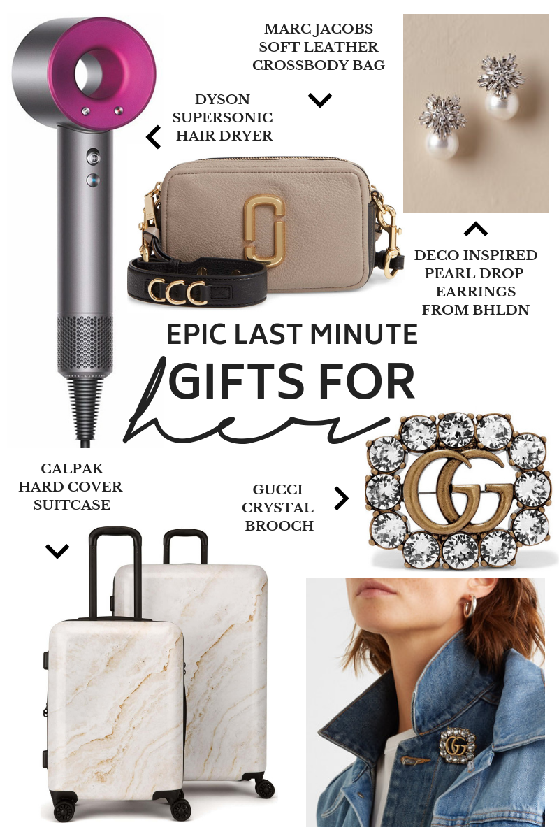 Caila Quinn The Bachelor New York City Blogger Christmas Gift Guide Last Minute Gifts 2018