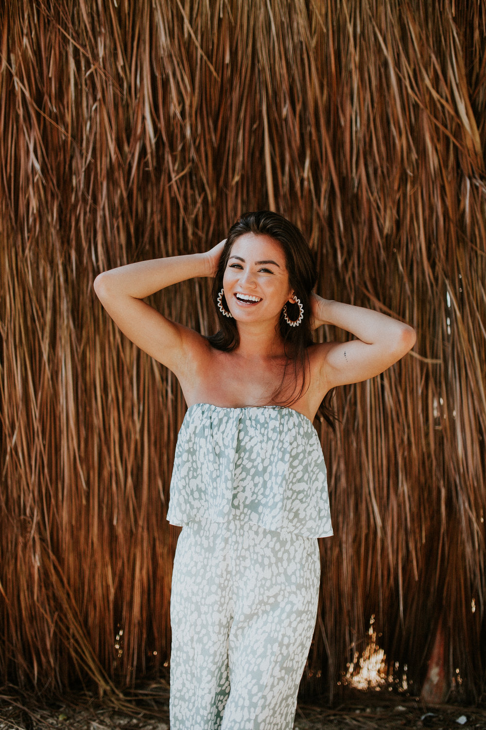 Travel Guide Tulum Mexico Top 20 Vacation Ideas with The Bachelor Caila Quinn Hapa Filipina Beach Look