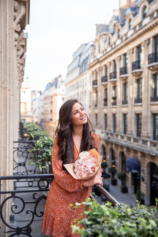 Caila Quinn The Bachelor Travel Blogger Paris Guide Sofitel Accor Hotel France