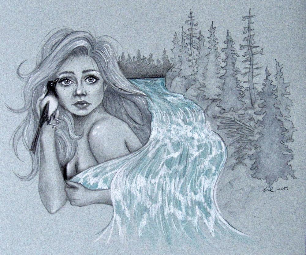 """lady yellowstone """"river"""""""