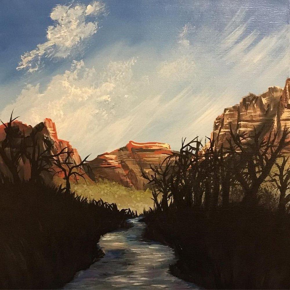 shadow canyon