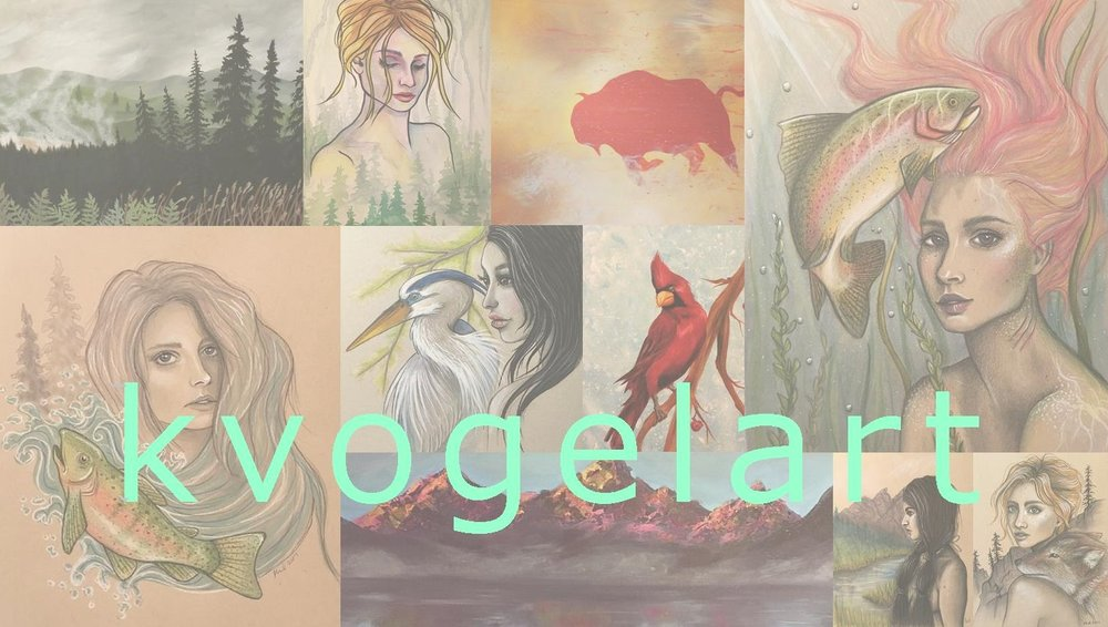 Welcome - Kristin Vogel Fine Art