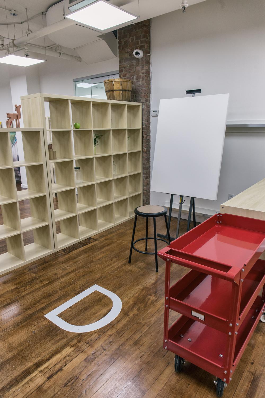 Art studio D