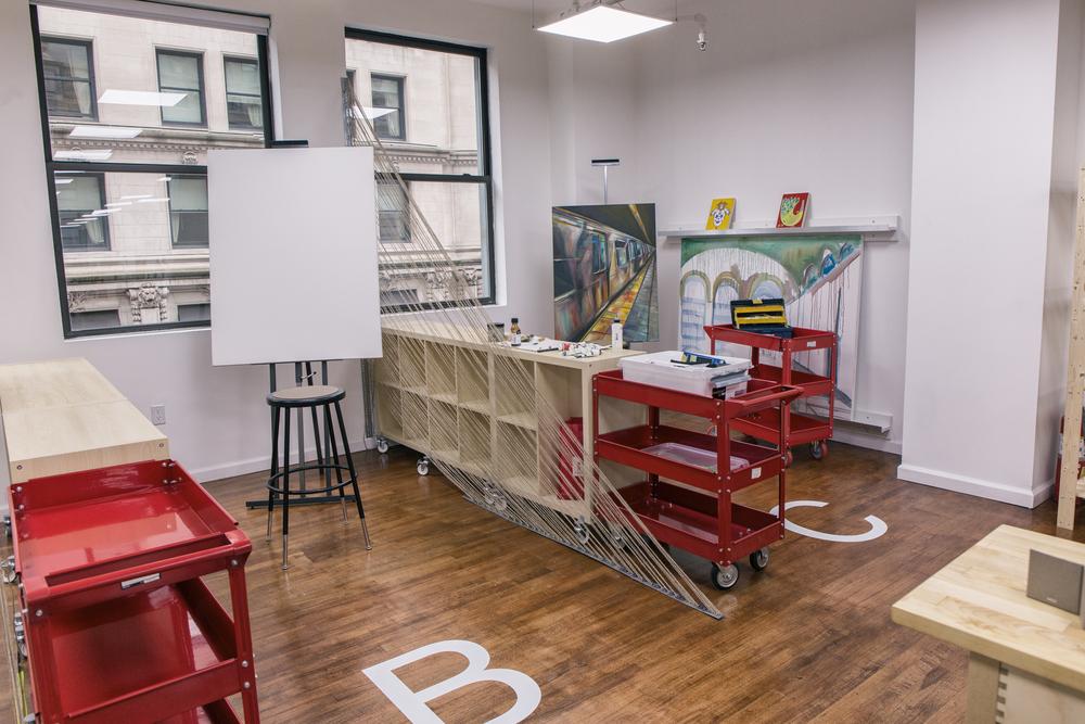 Artist Studio B