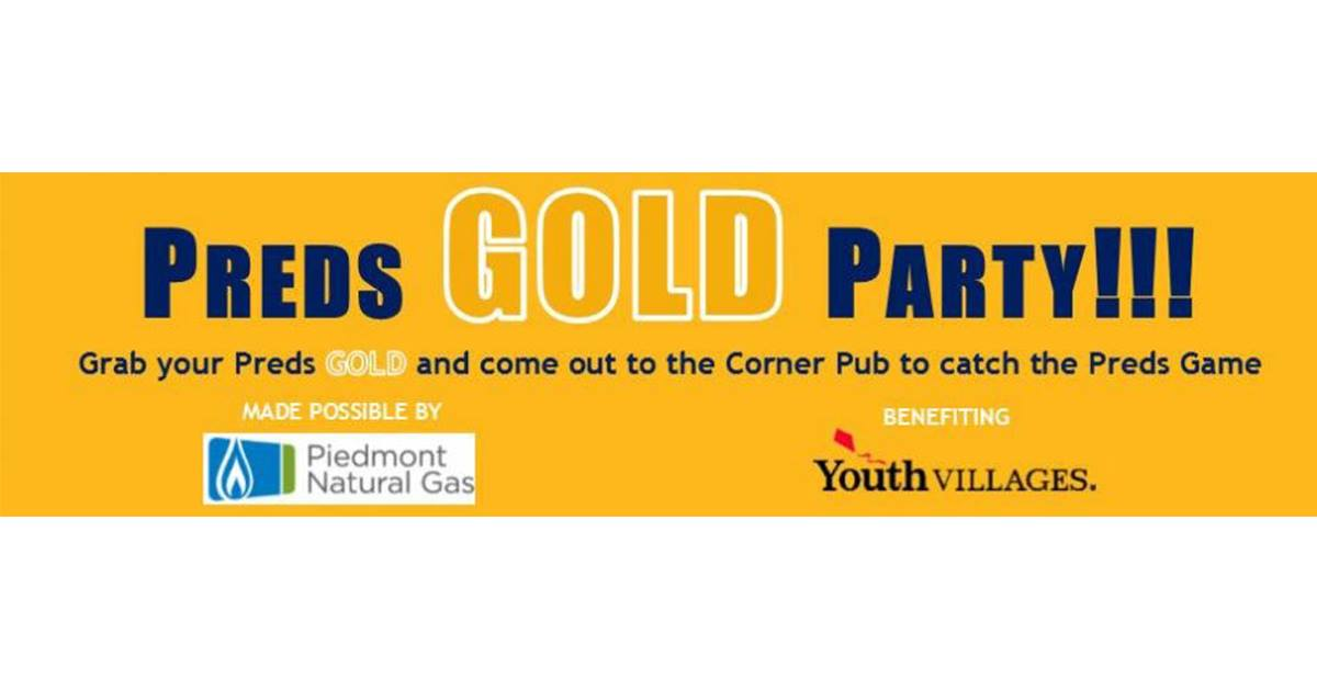Youth Villages - Preds GOLD Party — YP NASHVILLE