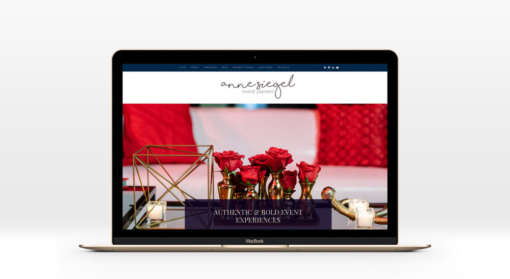 Introducting  annesiegel.com .