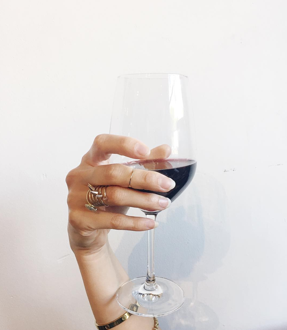 When it's time for happy hour, a glass of red bordeaux is the way forward.