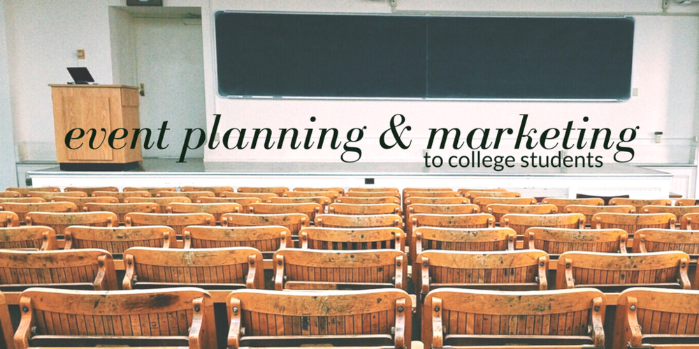 marketing to college students
