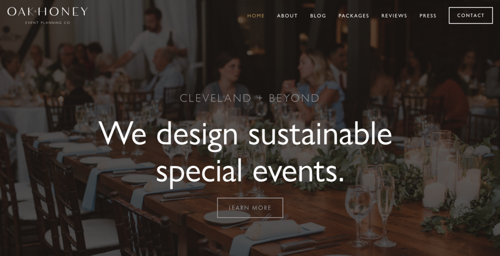 Oak + Honey Event Planning Co.