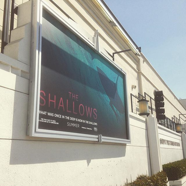 One more week!! @sonypictures @shallowsmovie @mrsleshem @protagonistpic #feartheshallows  #june24 #shallowsmovie #sonypictures #wrpco #wrpco.com