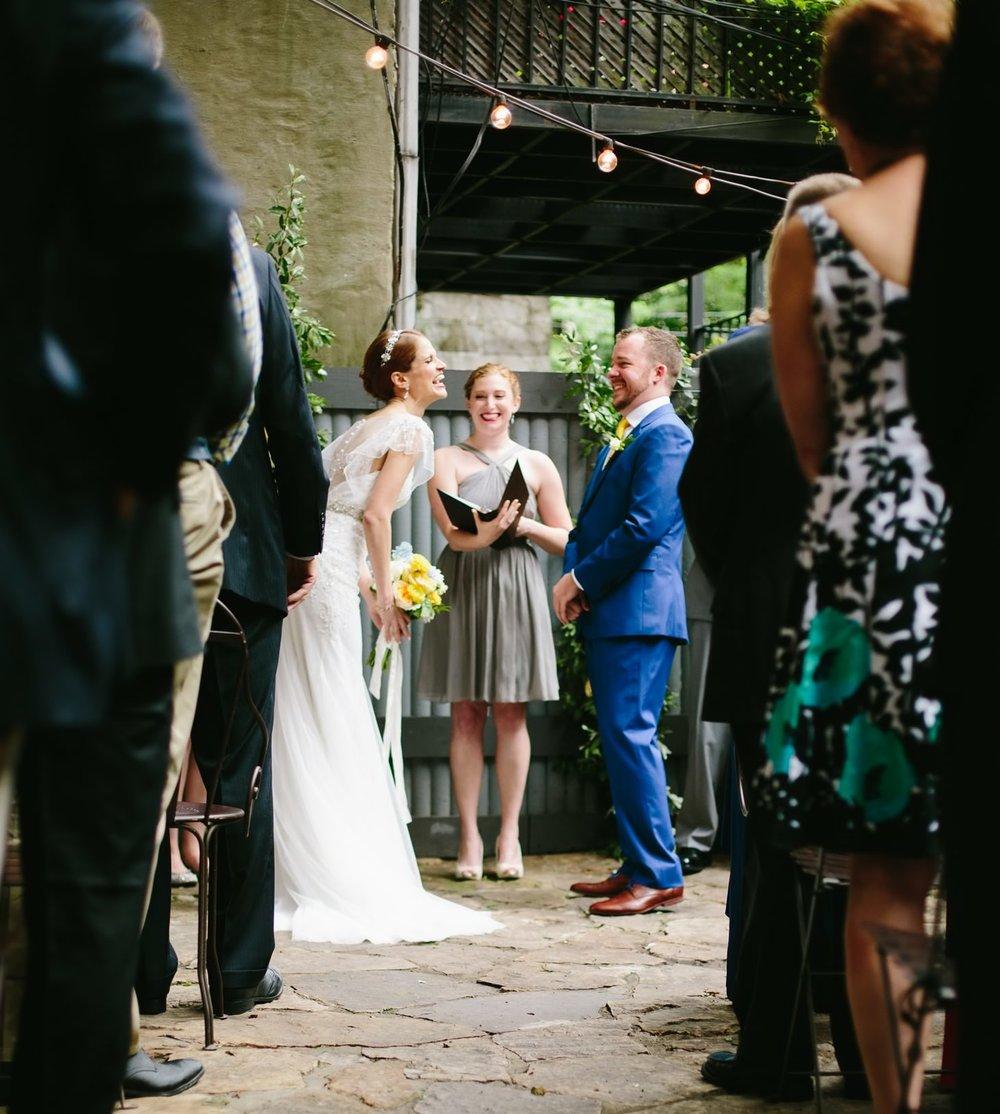 Hoppe wedding