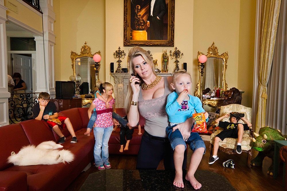 Queen of Versailles, Jackie Siegel
