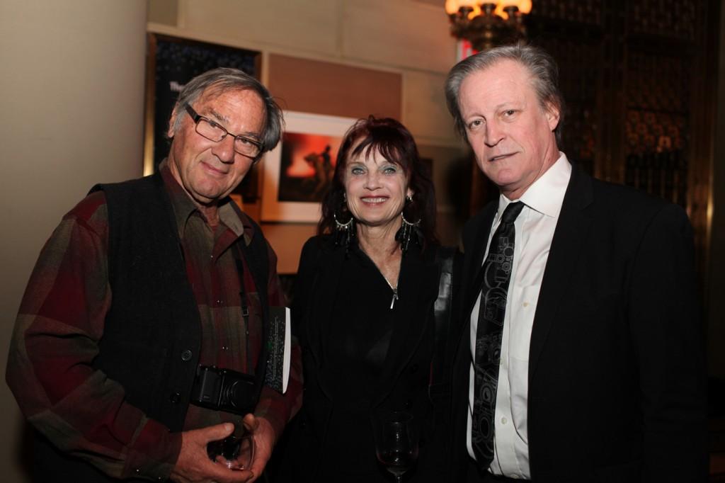 Larry Fink, Linda Troeller, Partrick McCmullen