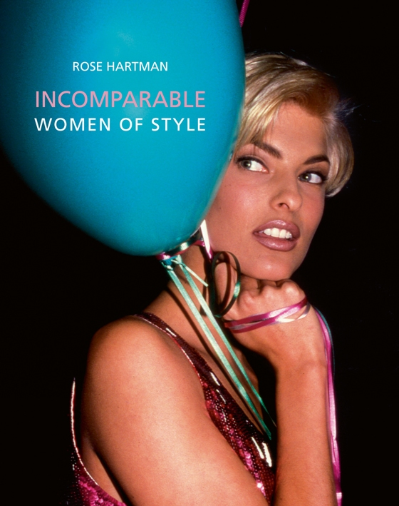 Incomparable Women of Style - cover