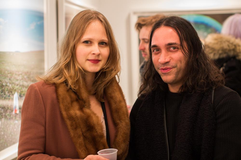 Nataliya Gosselin & Roberto Javier Sosa