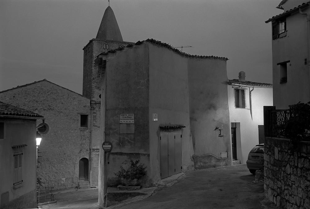 Rue du Rigourier, Tourettes, 2009