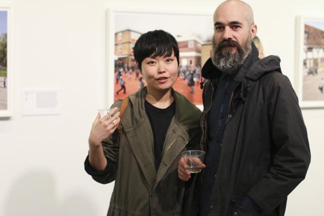 Yuka Uchiba and Santiago Stelley