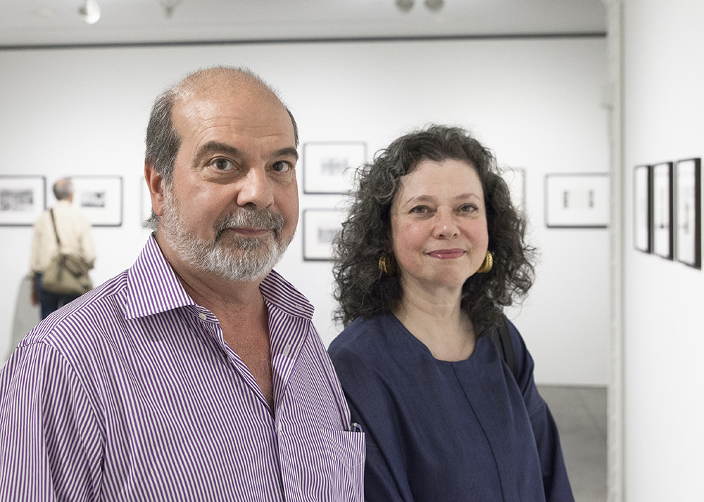 Charles Isaacs & Carol Nigro