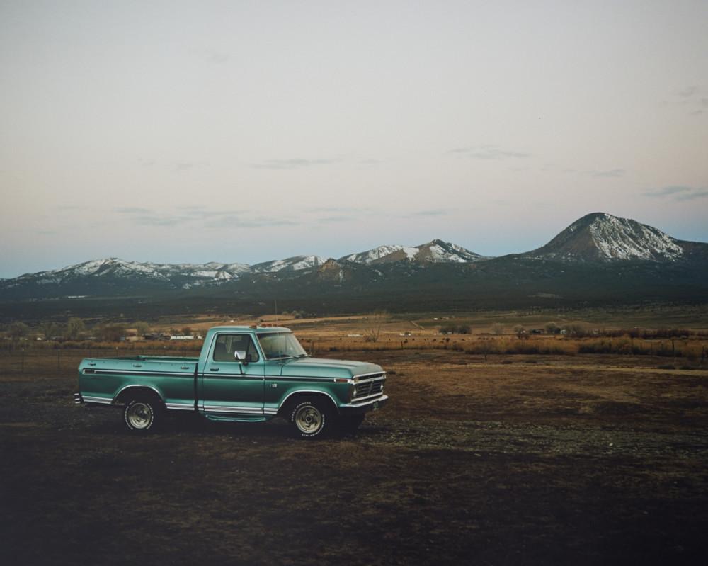 10. Hilton_Ford Pick-Up, Utah, 2015