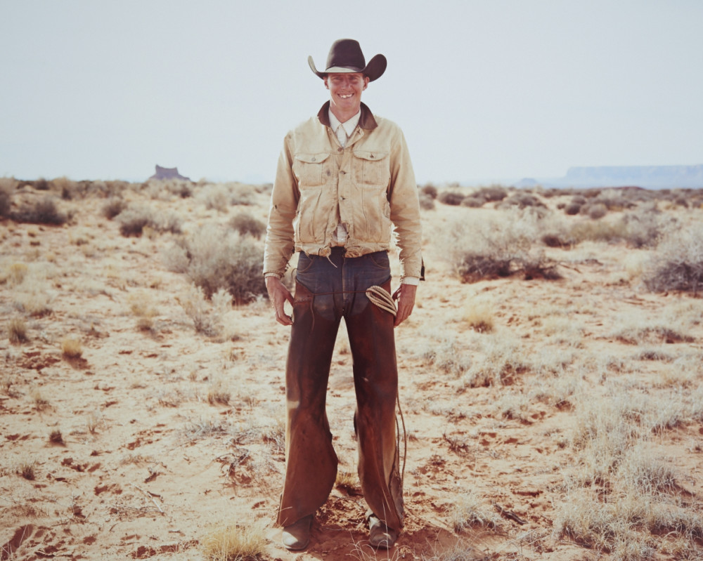 4. Hilton_Cowboy, Valley of the Gods, Utah, 2015