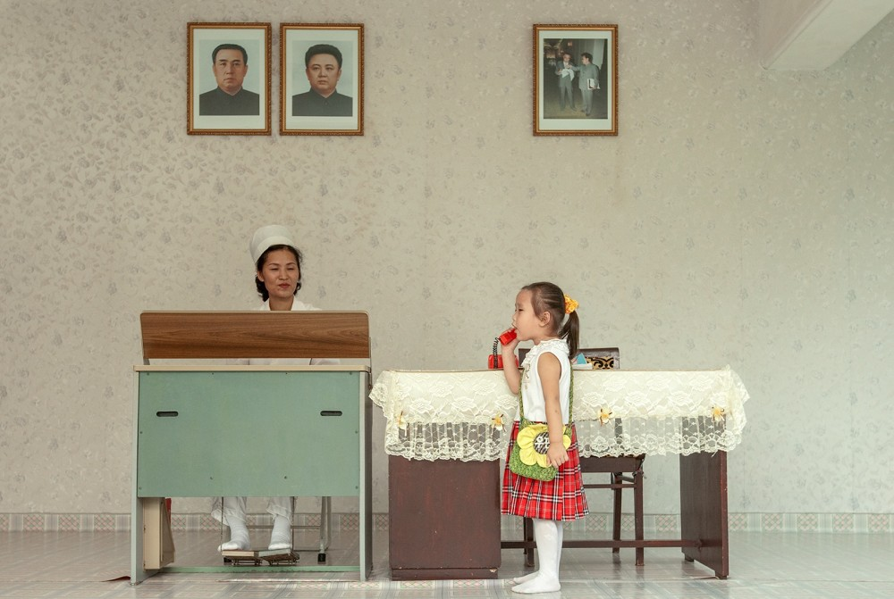 North Korea. Bearable darkness of living.