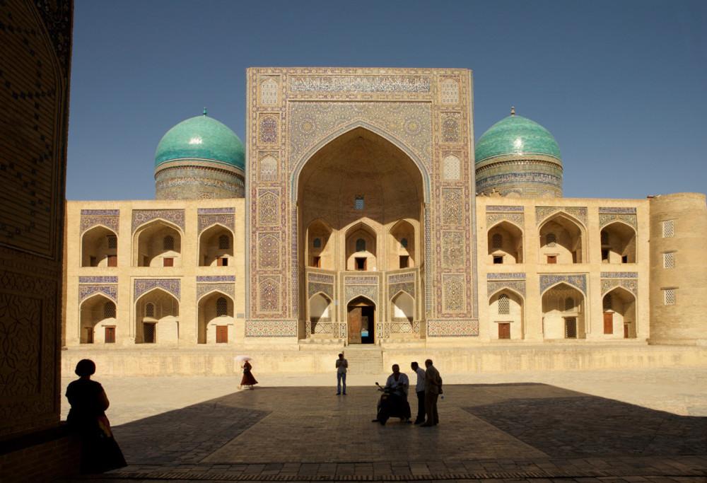 Lynn_Gilbert_Turquoise_Domes_Bukhara_Uzbekistan_2015_LynnGilbert_MG_3958
