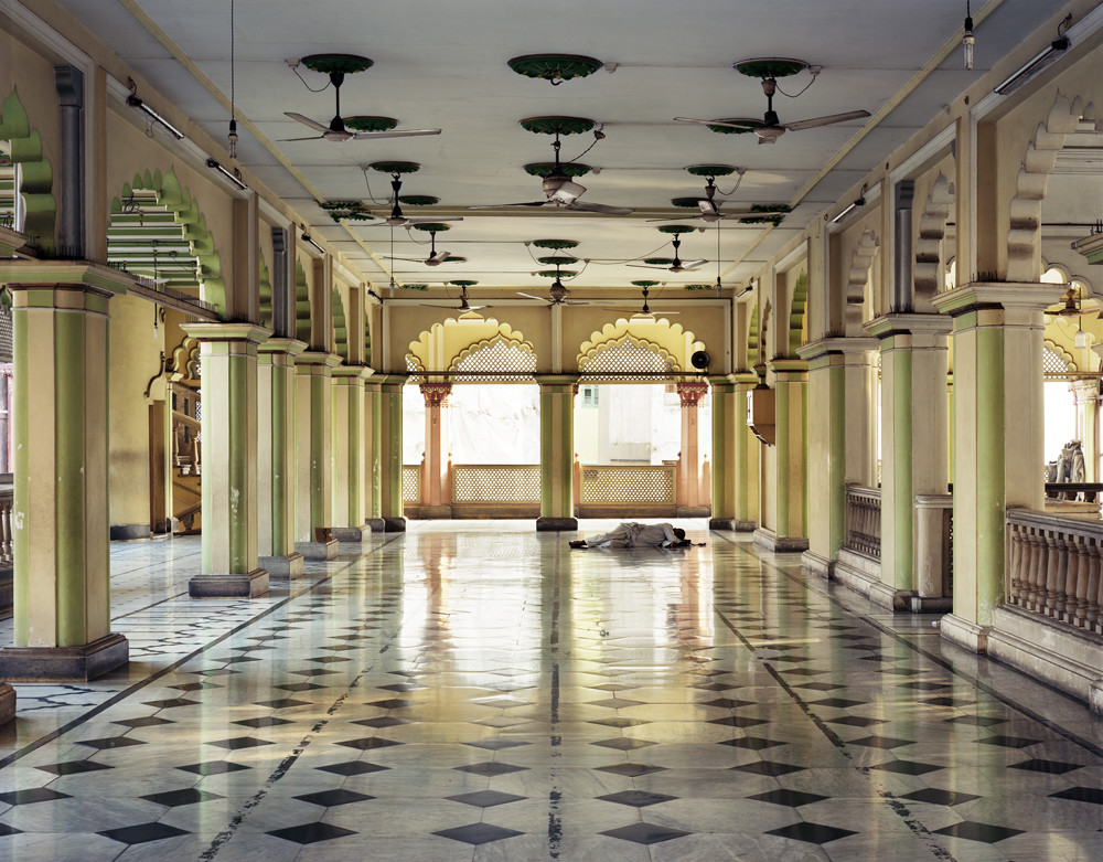 McPhee_Sleeper Prayer Hall Nakhoda Mosque North Kolkata 2013