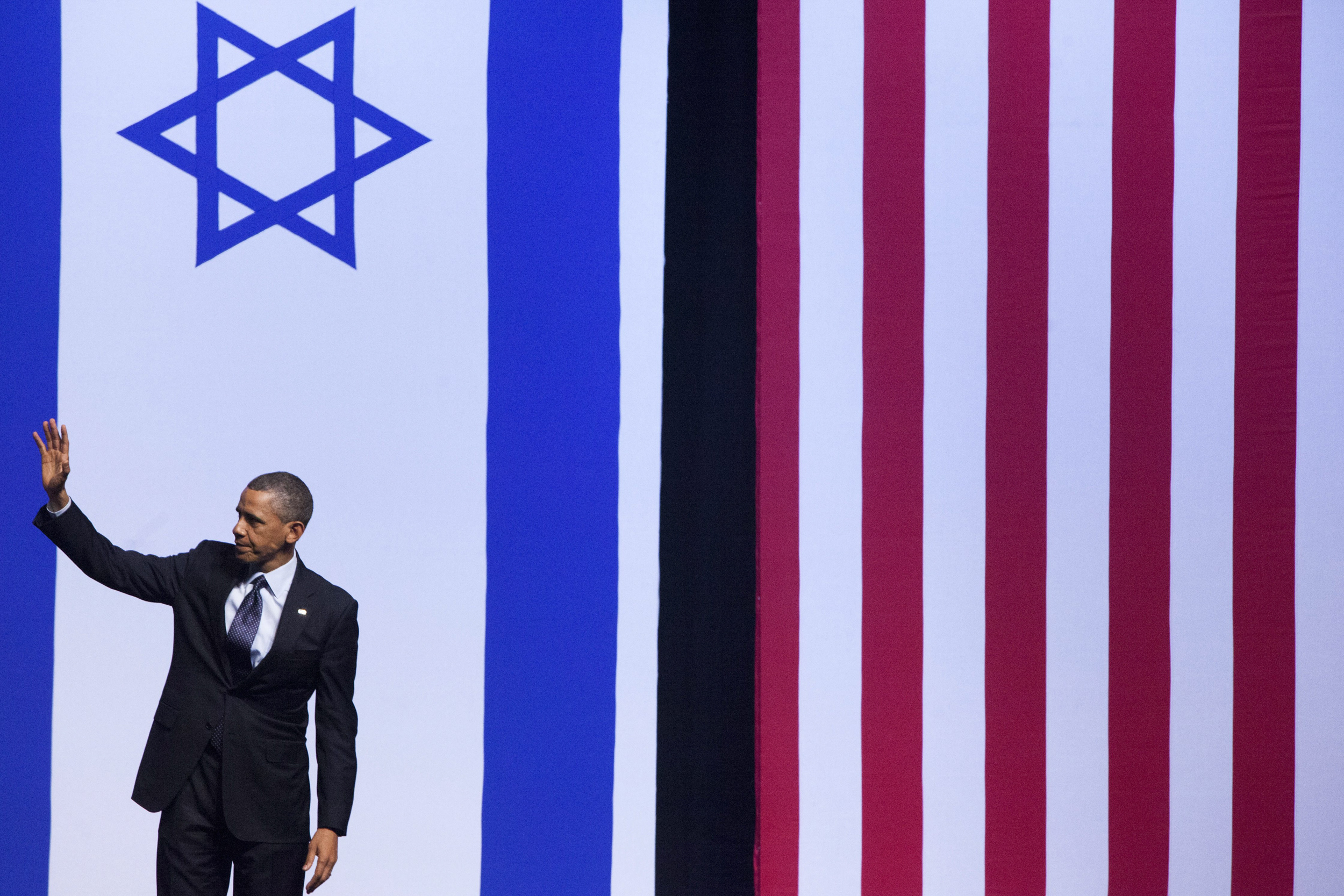 ביקור אובמה בישראל 2013