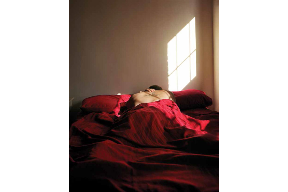 Self-Portrait-(Bed)-2011