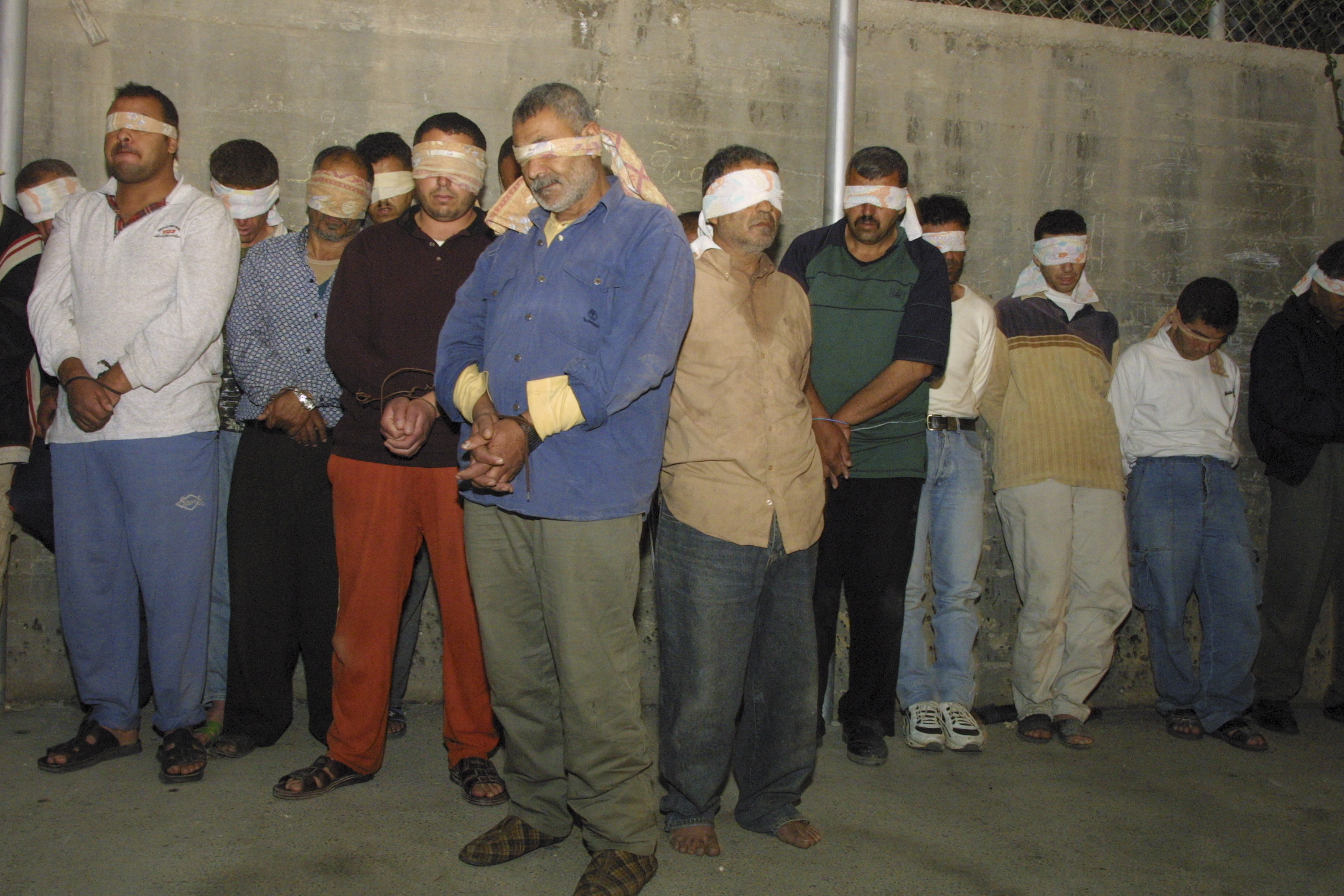 Wolberg--Palestinian detainees..., 2002