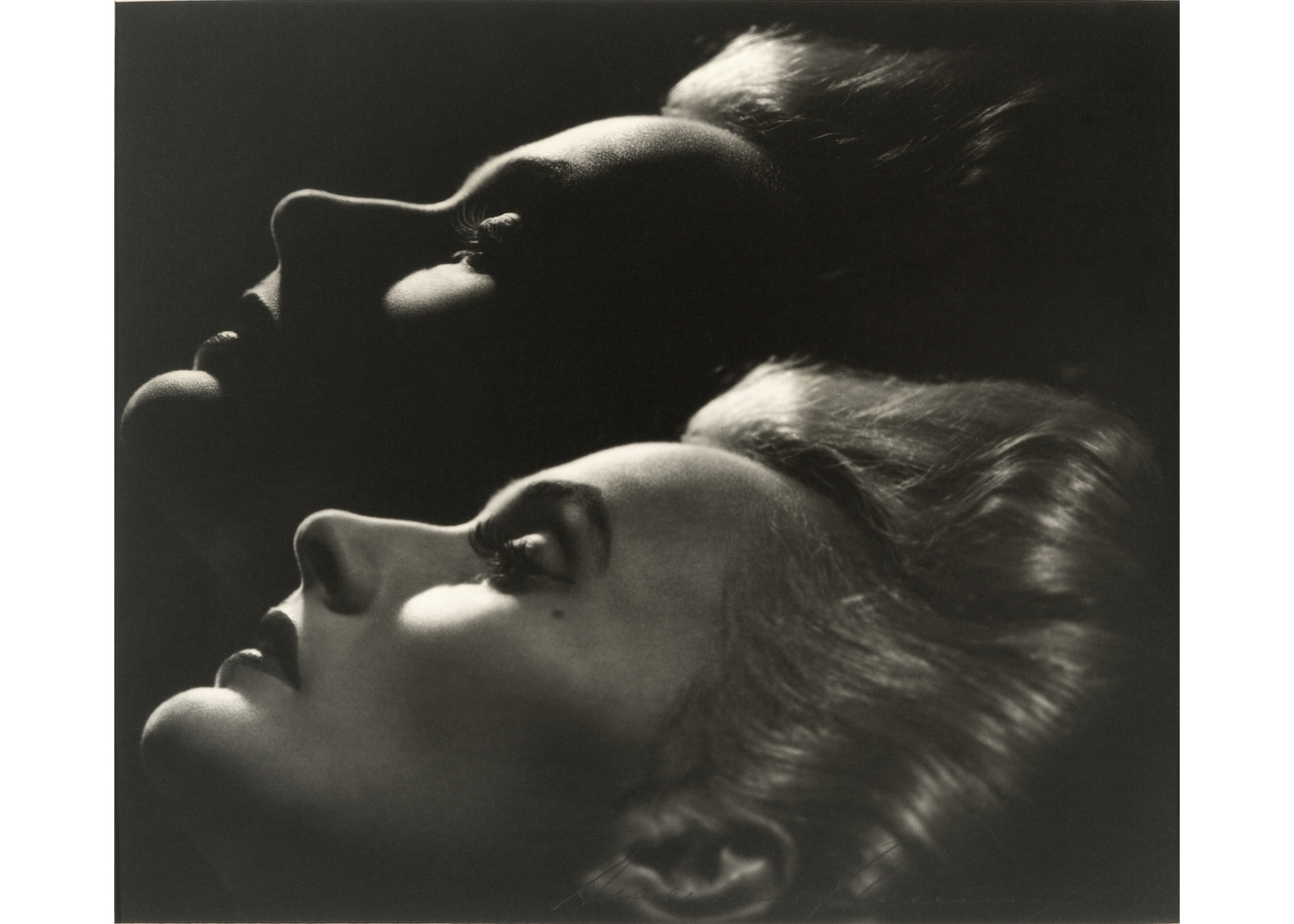 1. Heinrich_Doble Perfil (Double Profile; Florence Marly, French actress), 1942_lowres