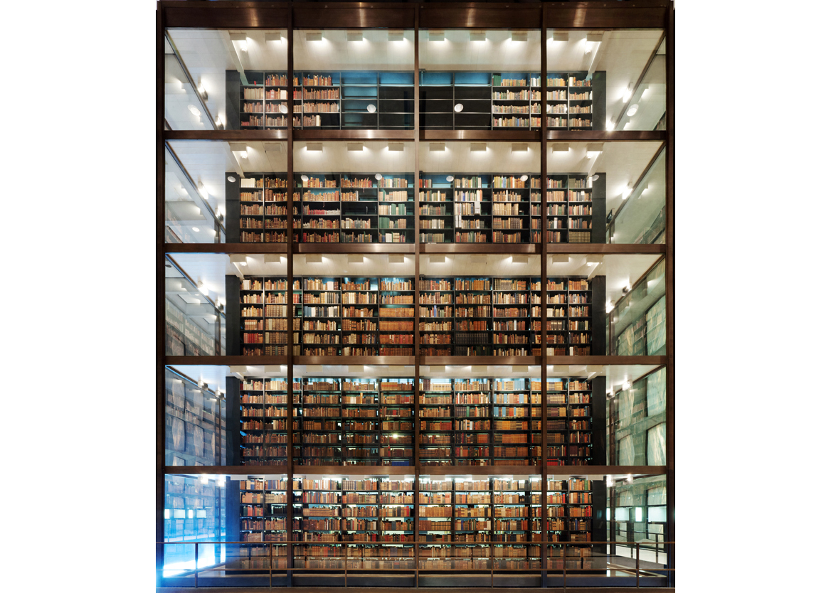 Beinecke Library, Yale University 1