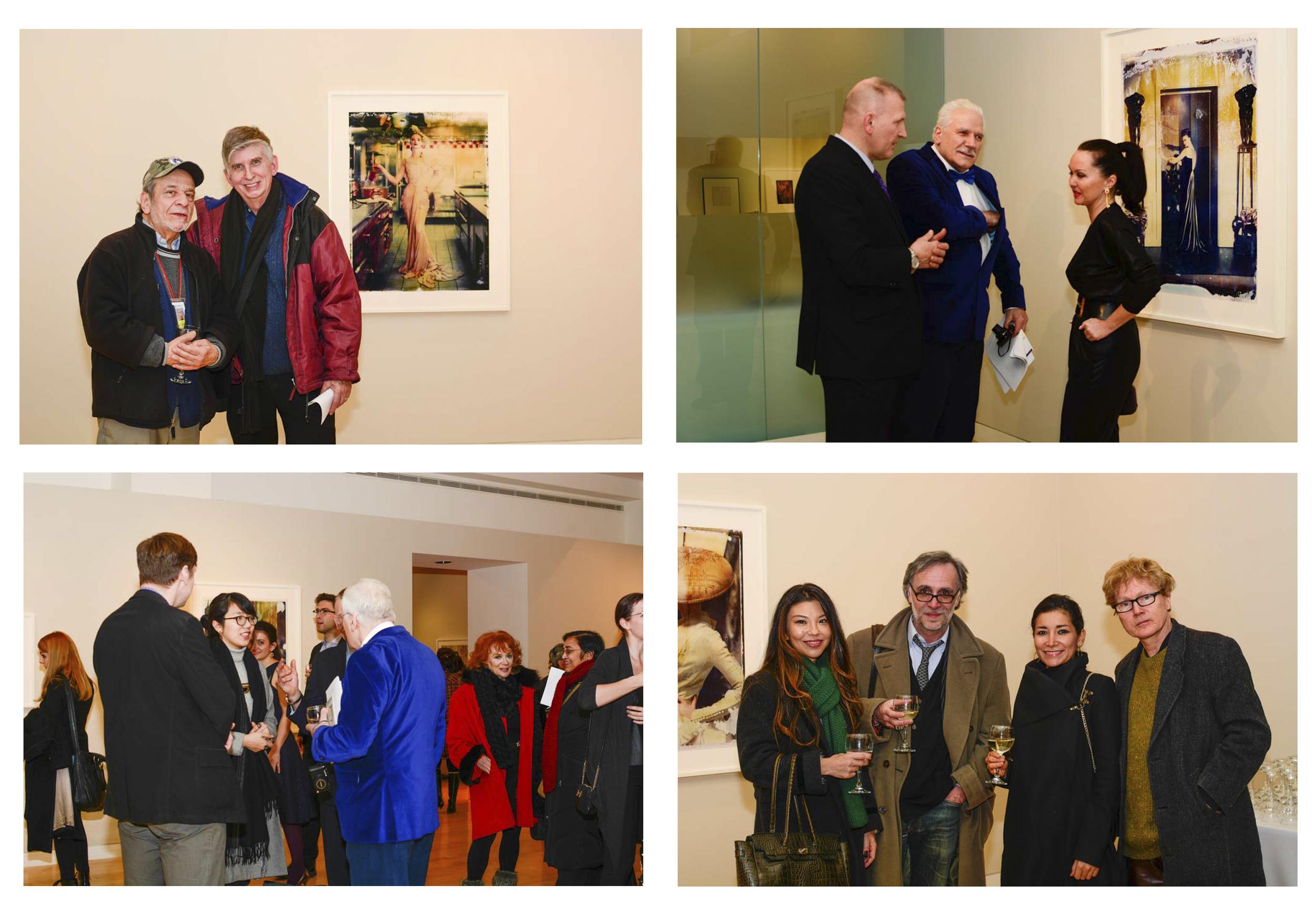 Cathleen Nuandorf Gallery Opening