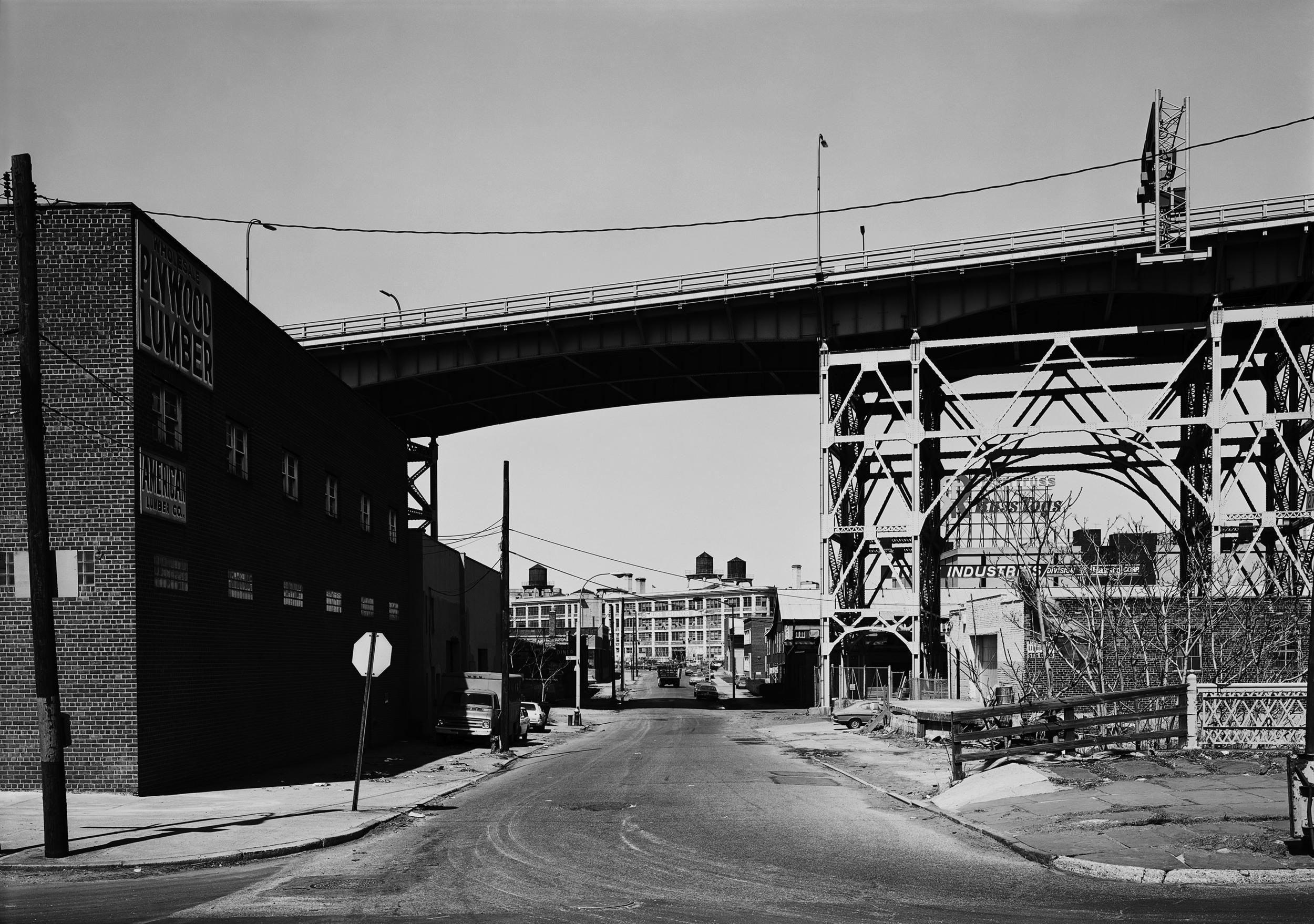 27th Street at Borden Avenue,