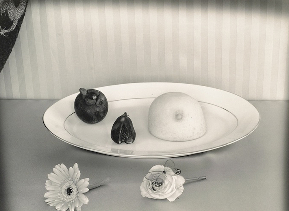 Still Life WIth Breast, 2001