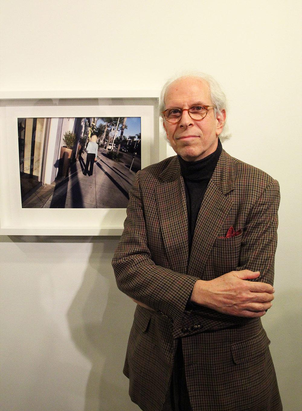 Artist Stephen Shore