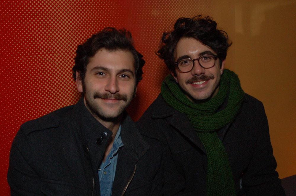 Sinan Tuncay and Semih Levi