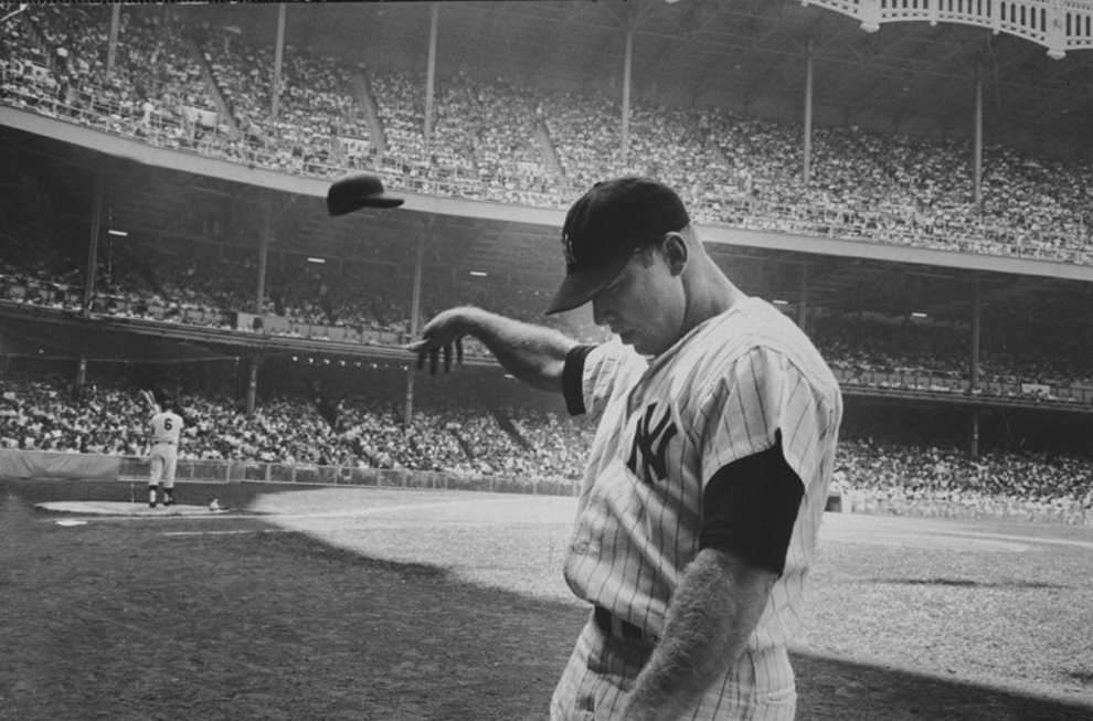 The True Mickey Mantle –