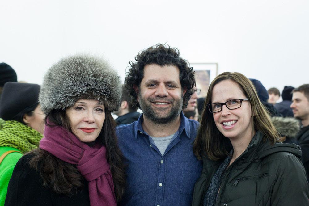 Andrea Blanch, Matthew Kraus, Amy Kraus
