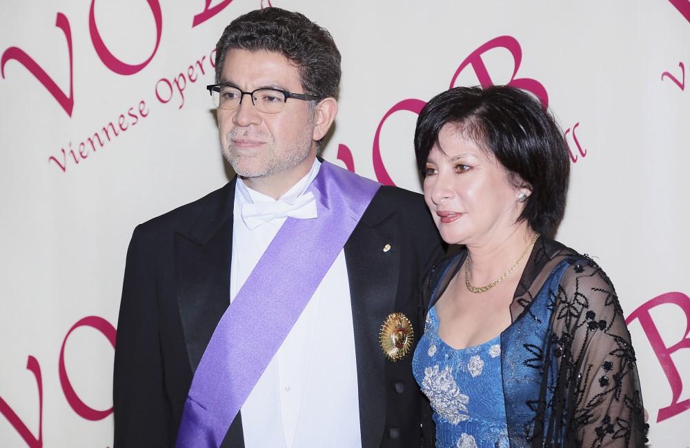 Permanent Rep of Peru to UN Gustavo Meza Cuadra Velasquez