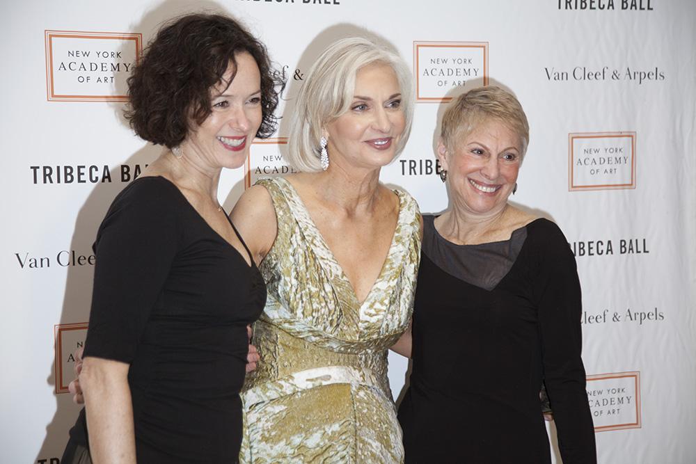 Susan O'Sullivan, EileenGuggenheim, Sheri Rush