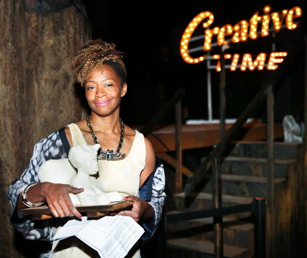 2014 CREATIVE TIME Spring Gala Honoring Kara Walker