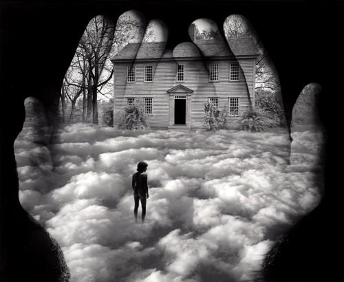 Jerry Uelsmann, Untitled, 1989.