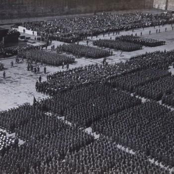 Alexander Rodchenko Military Parade, 1935-36